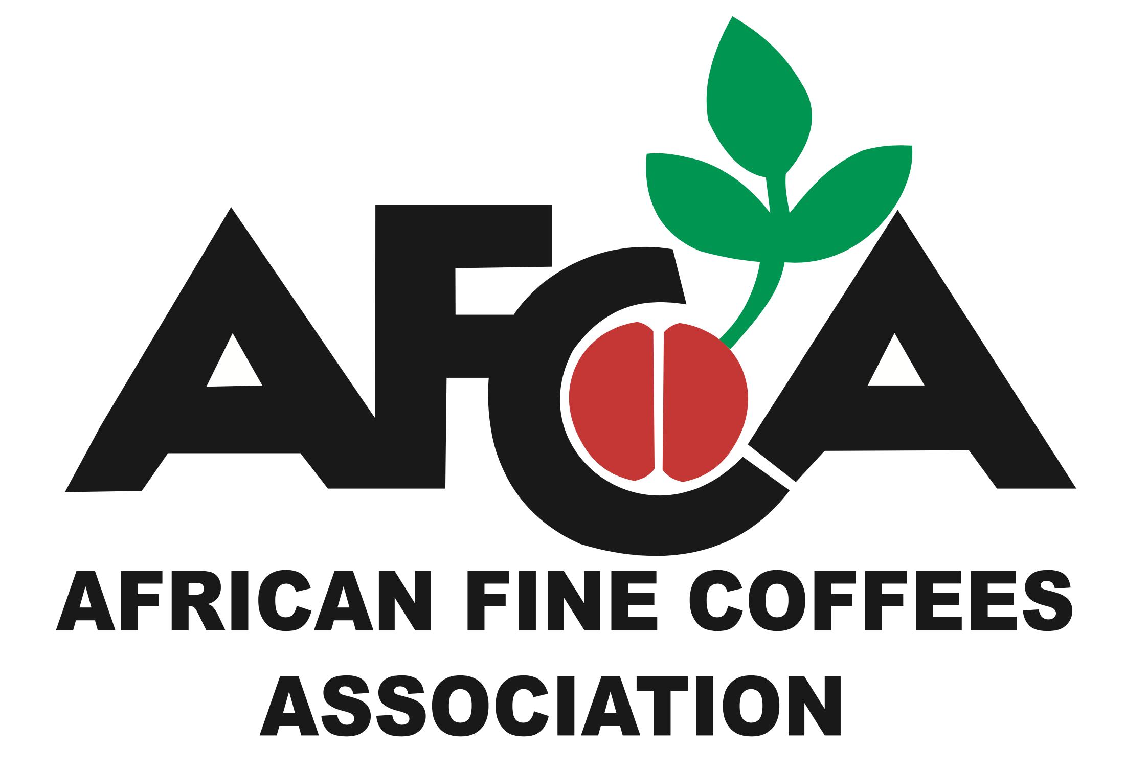 Afca logo — World Coffee Events