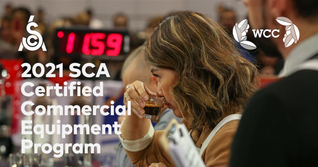 SCA Certified Commercial Equipment Program